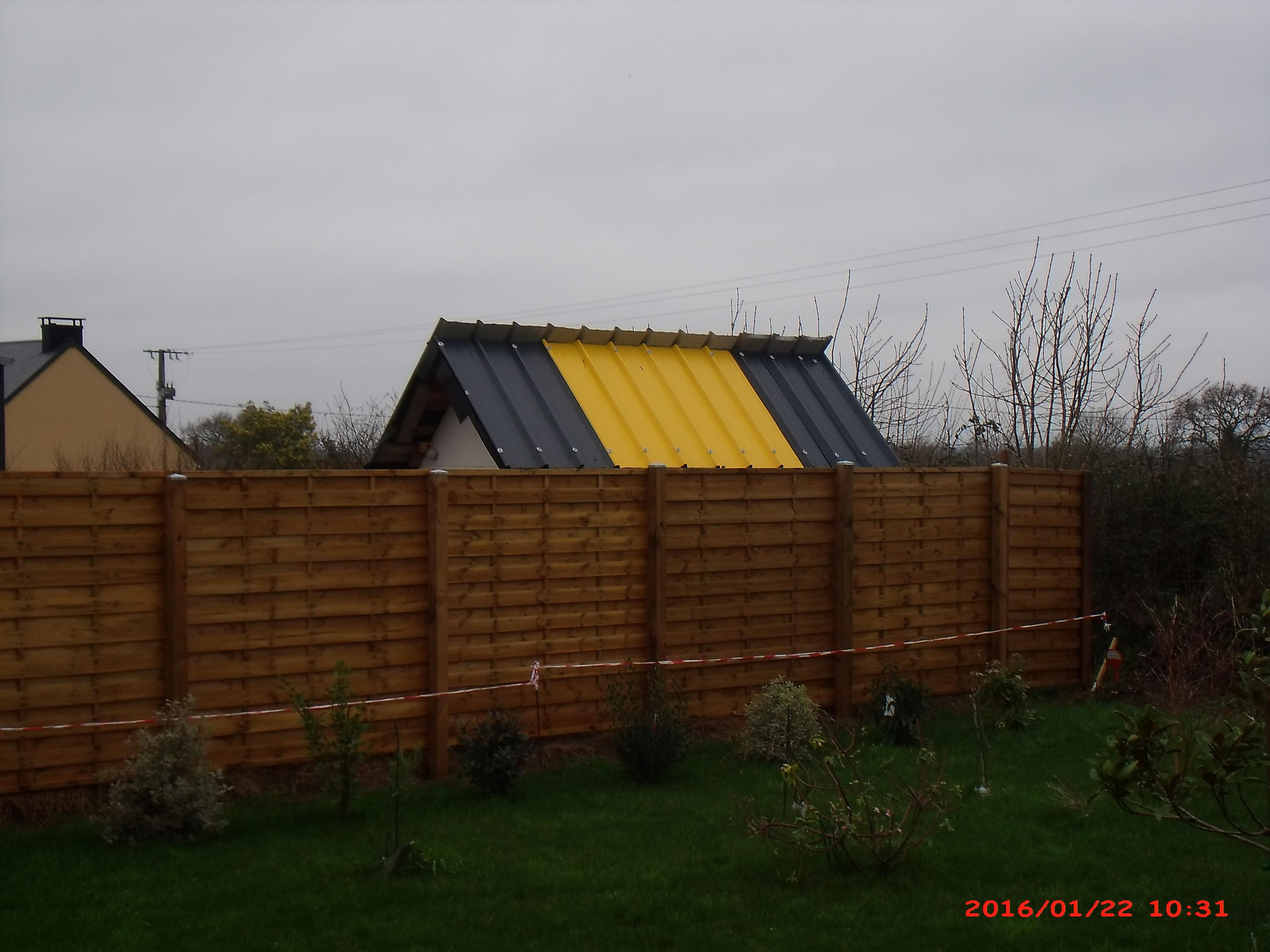Cabanes abris petits b tis de jardin quelle for Reglementation abris de jardin