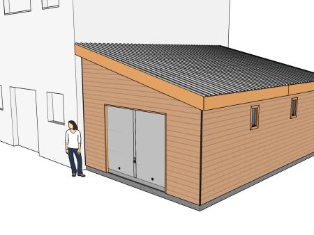 Plans de construction en bois (cabanes & abris) - ▷ Le guide ...